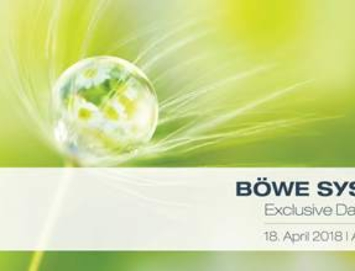 BÖWE SYSTEC Exclusive Days